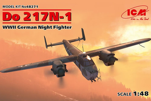 DO 217N-1 German night fighter
