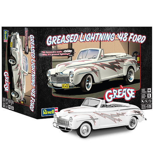 Greased lightning '48 Ford