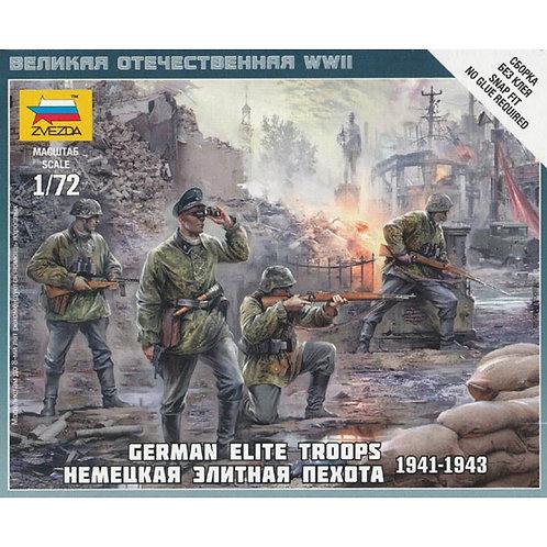 German elite troops 1941-1943