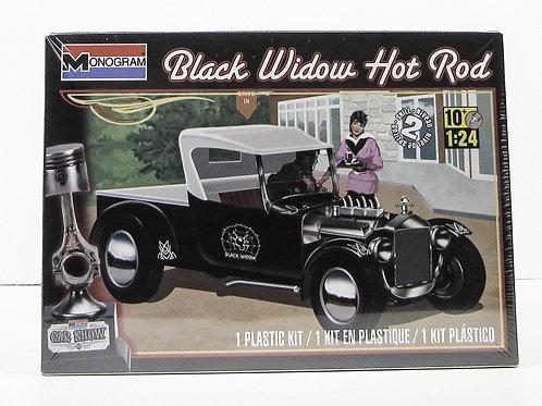 1927 Black widow hot rod
