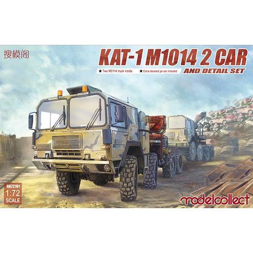 KAT-1 M1014 2 car and detail set