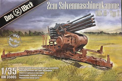 2cm Salvenmaschinenkanone SMK typ 2