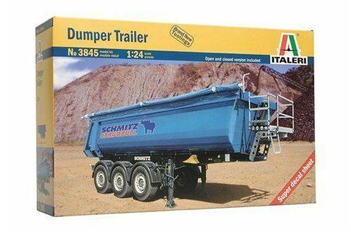 Dumper trailer