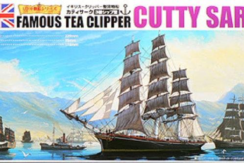 Famous Tea clipper Cutty Sark