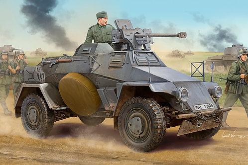 German Sd. Kfz. 221 Leichter Panzerspahwagen-early