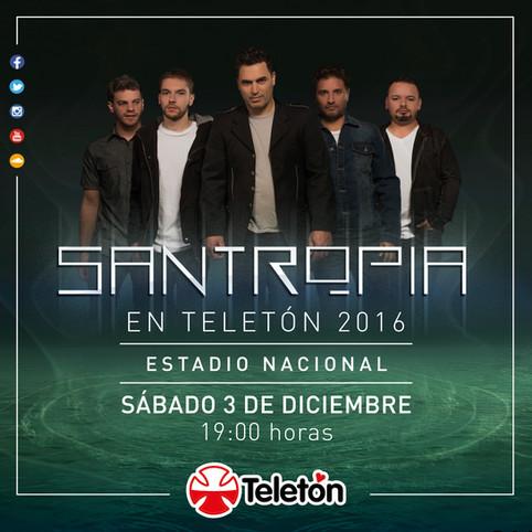 En Teletón 2016