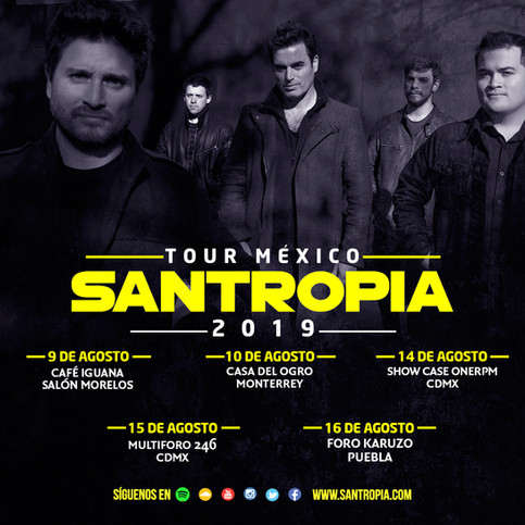 Tour México 2019