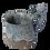 Thumbnail: Labradorite Tripod Mug in North Woods