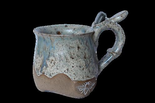 Labradorite Tripod Mug in North Woods
