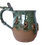 Thumbnail: SmokyQuartz Dark Moon Mug in Sea Moss 24oz
