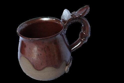 Apophyllite Mug in Copper 16oz