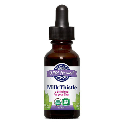 Milk Thistle Extract 1 fL oz