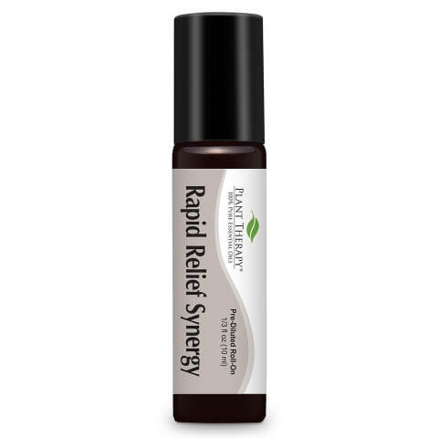 Rapid Relief Synergy Essential Oil Blend 10 mL