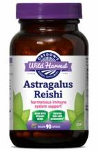 Astragalus Reishi 90 Capsules
