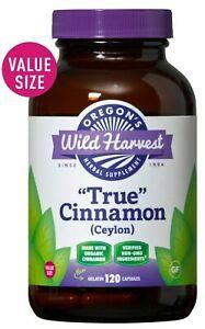 Cinnamon (True) Ceylon 60 Capsules