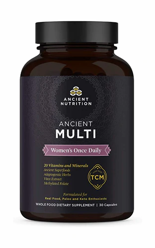 Women's Once Daily Multi 30 Capsules