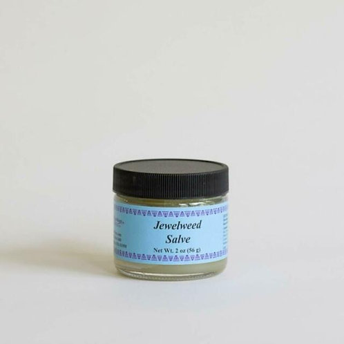 Jewelweed Salve 1 oz Wise Ways Herbals