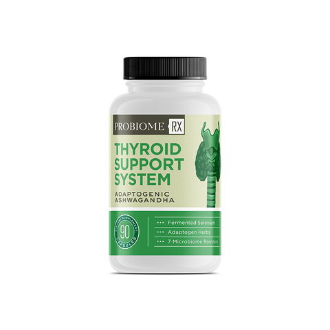 Thyroid Support System 90 Capsules
