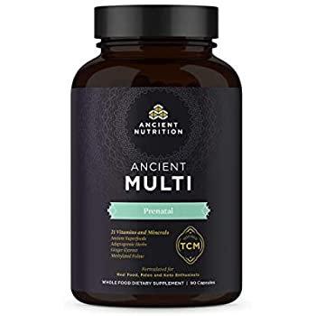 Prenatal Multi Vitamin Ancient Nutrition