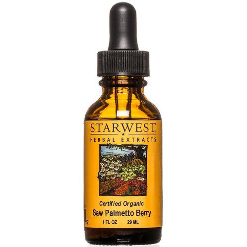 Saw Palmetto Berry Extract 1 fl oz