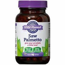 Saw Palmetto 90 Capsules