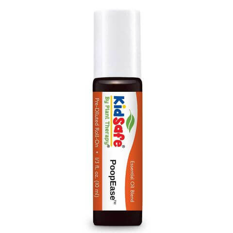 Poop Ease Pre-Diluted Roll-On 10 mL