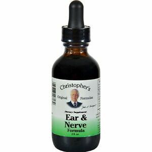 Ear & Nerve Formula 2 fl oz
