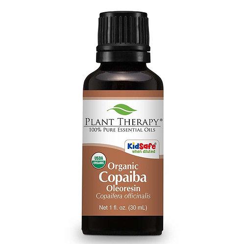 Organic Copaiba Oleoresin 1 fl. oz.