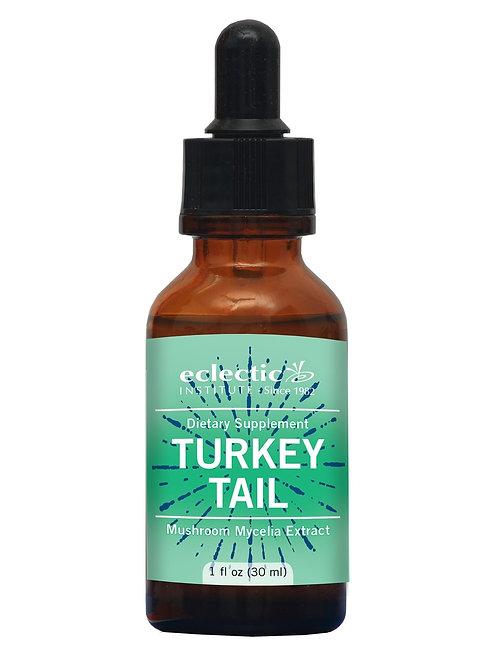 Turkey Tail Mushroom Mycelia Extract  1 fL oz