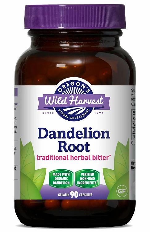 Dandelion Root 90 Capsules
