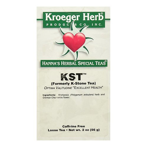 Kroeger Herb KST Tea (Formerly K-Stone Tea) 2 oz