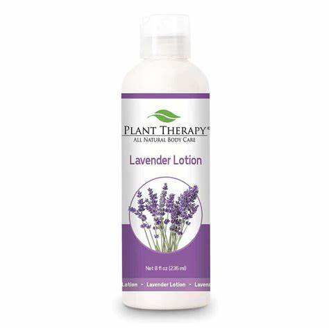 Plant Therapy Lavender Lotion
