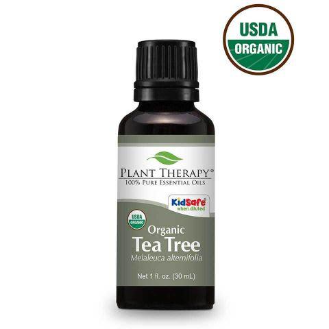 Organic Tea Tree Essential Oil 1 fl. oz.