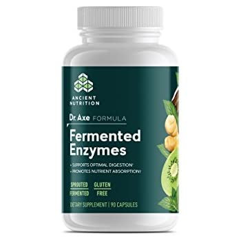 Fermented Enzymes 90 Capsules