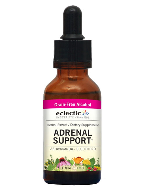 Adrenal Support Herbal Extract 1 fl oz