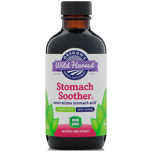 Stomach Soother Extract 4 fl oz