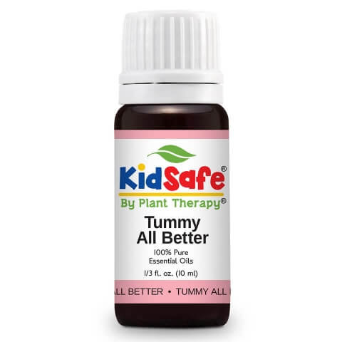 Tummy All Better Essential Oil Blend 10 ML