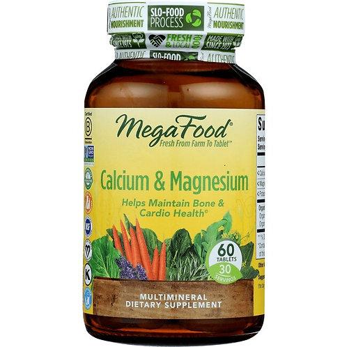 Calcium& Magnesium 60 Tablets