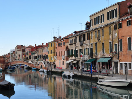 ITALIA: VENECIA CAPITAL MUNDIAL DE LA SOSTENIBILIDAD