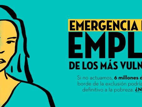 ENDESA Y LA FUNDACIÓN ADECCO UNEN FUERZAS EN UN AMBICIOSO PROYECTO DE EMERGENCIA POR EL EMPLEO