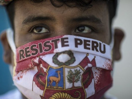 PERÚ: PERÚ INICIA LA SEGUNDA FASE DEL PROGRAMA DE VACUNACIÓN CONTRA EL VIRUS COVID-19