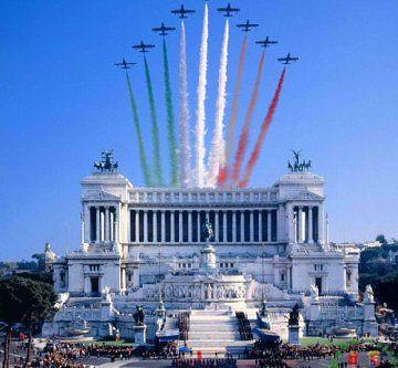 2 JUNIO. FIESTA DE LA REPUBLICA ITALIANA