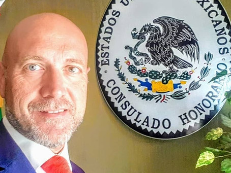 EL CONSULADO DE MEXICO ES EL PRIMER CONSULADO EN ESPAÑA EN RECIBIR EL SELLO RSA 2020 EN LA CATEGORÍA