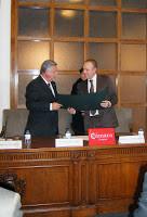 Nombramiento del nuevo Cónsul Honorario de México