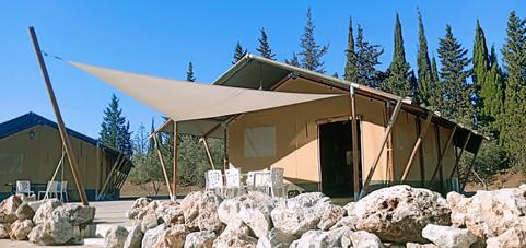 Safari Lodge - la Fresa - extrieur