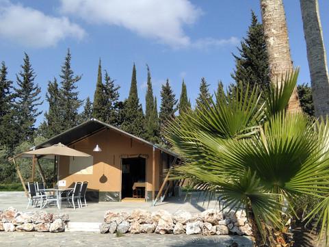 Safari Lodge - la fresa - interieur