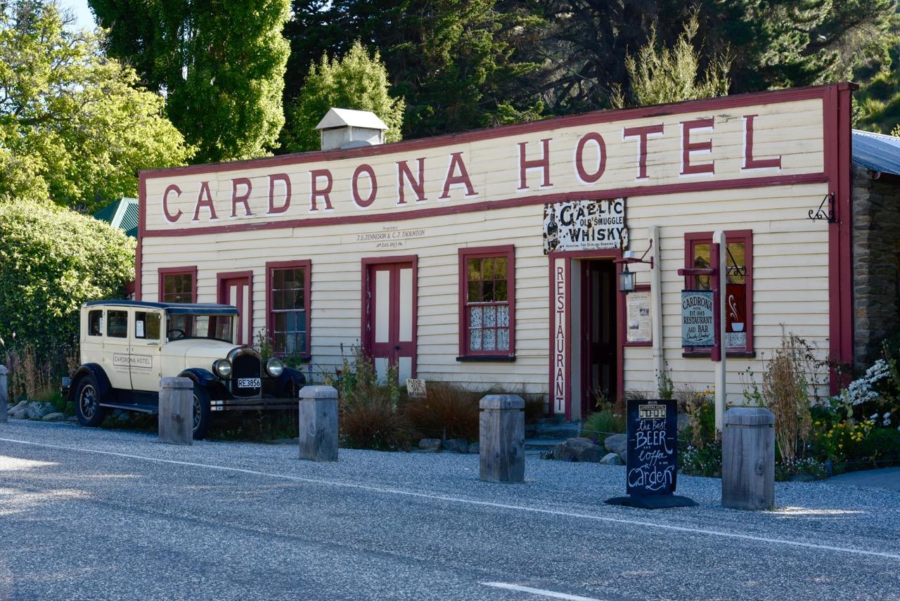 NZ's Oldest Hotel