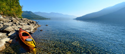 Slocan Lake, Canada