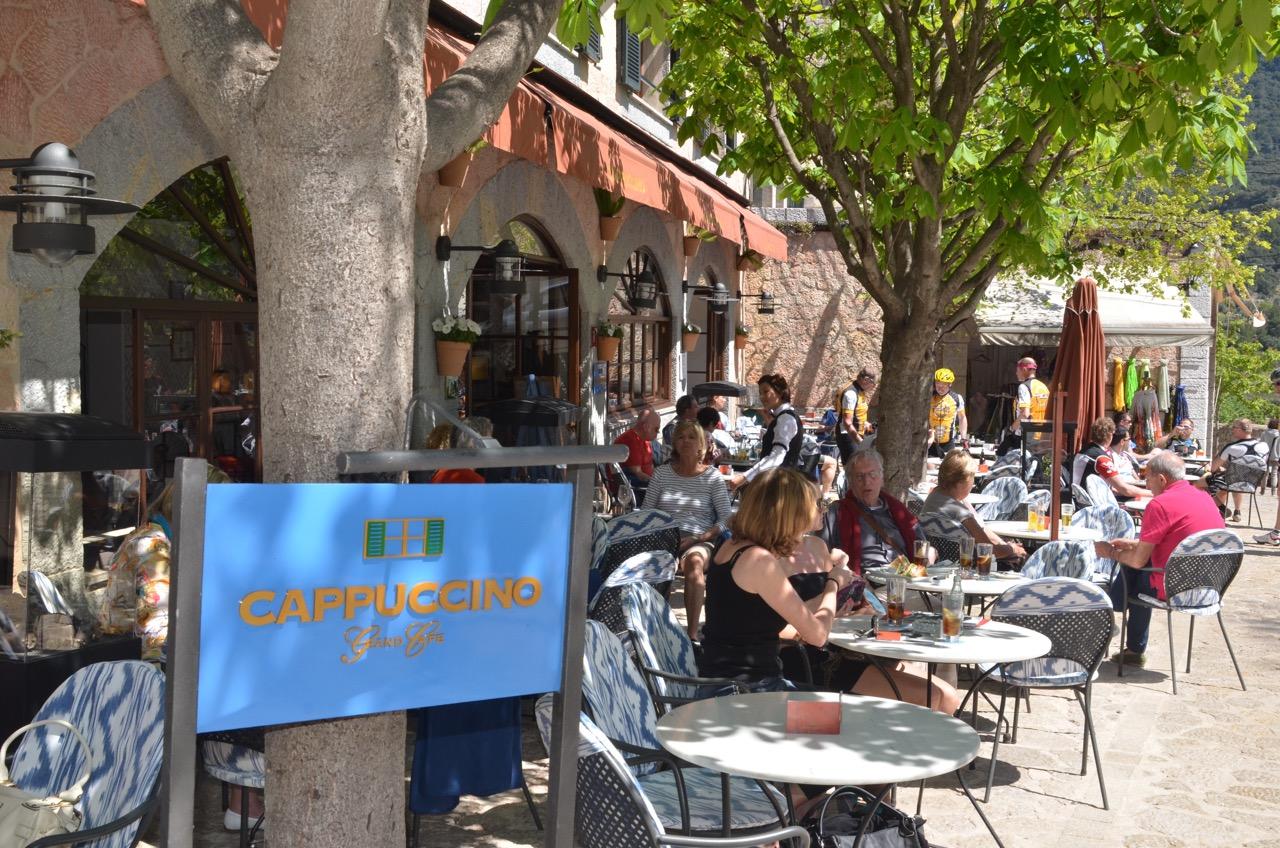 Street Scene Valldemossa