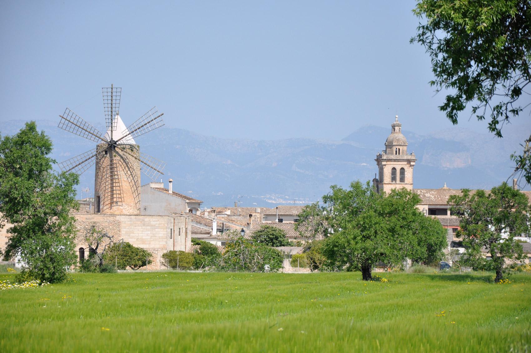 Algaida, Mallorca